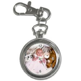 Personalised Photo Key Chain Watch